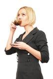 boisson de café Images stock