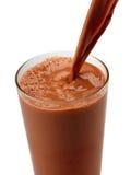 boisson de chocolat Image stock