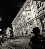 Boisson de fin de nuit Photos libres de droits