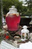 Boisson fraîche froide de limonade photo stock