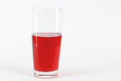 Boisson rouge Photographie stock