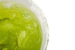 Boisson verte Image libre de droits