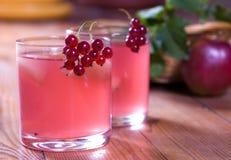 boisson vitaminous Photographie stock libre de droits