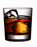 Boisson (whiskey) Image libre de droits