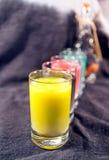 Boissons colorées Photo stock
