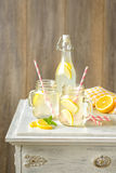 Boissons de limonade Image stock