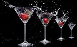 Boissons de Martini photos libres de droits