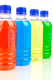 Boissons de sports Photos stock