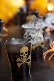 Boissons de Veille de la toussaint - projectile mortel photos stock