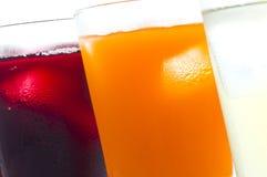 Boissons non alcoolisées Photographie stock