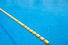 boja na basenie Obraz Royalty Free