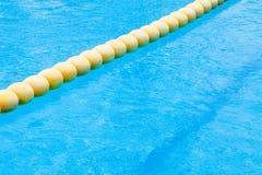 boja na basenie Fotografia Royalty Free