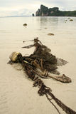 boja wyspy phi liny Fotografia Stock