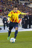 Bojan krkic of Catalonia National team Royalty Free Stock Photography