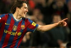 Bojan Krkic of FC Barcelona Royalty Free Stock Photography