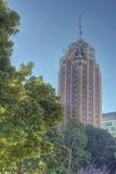 Boji torn i Lansing Michigan arkivfoto