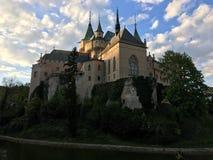 Bojnice城堡 库存图片