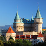 Bojnice Castle Royalty Free Stock Photo