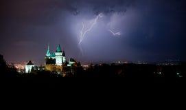 Bojnice Castle Royalty Free Stock Image