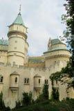Bojnice Castle Στοκ φωτογραφία με δικαίωμα ελεύθερης χρήσης