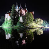 Bojnice castle, Slovakia Stock Photo