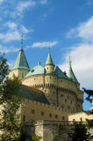 Bojnice Castle in Slovakia Royalty Free Stock Photo