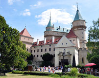 Bojnice Castle, Slovakia, Europe Royalty Free Stock Images
