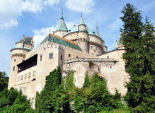 Bojnice Castle, Slovakia, Europe Royalty Free Stock Photography