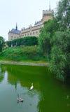 Bojnice Castle (Slovakia) Stock Photos