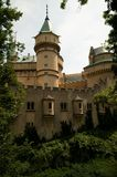 Bojnice Castle Royalty Free Stock Photography