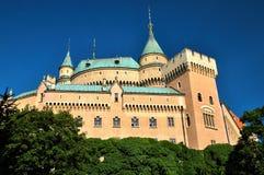 Bojnice Castle Stock Image