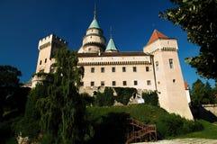 Bojnice Castle royalty free stock photos