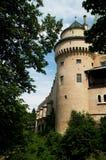 Bojnice Schloss Stockfotografie