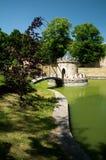 Bojnický castle royalty free stock photo