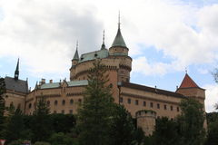 Bojnicky Zmok, año 2010 Imagenes de archivo