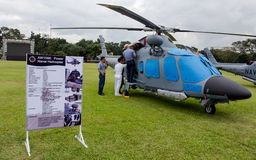 Bojowi helikoptery Fotografia Royalty Free