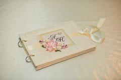 Bok av lust Royaltyfria Foton