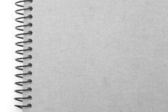 bok isolerad anmärkning Royaltyfri Fotografi