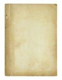 bok isolerade gammala sidor Arkivbild