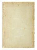 bok isolerade gammala sidor Royaltyfria Foton