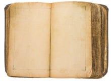 bok isolerat gammalt Arkivfoton
