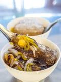 Bok-KIA, dessert dolce del cinese tradizionale fotografia stock libera da diritti