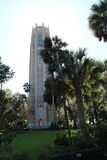 Bok tower. Tower in lake wales florida Stock Photography