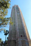 Bok tower. Tower in lake wales florida Royalty Free Stock Photo