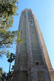 Bok tower. Tower in lake wales florida Stock Image