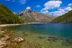 Boka Kotor bay - Montenegro Royalty Free Stock Image