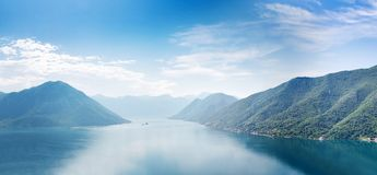 Boka-Kotor Bay, Montenegro Stock Images
