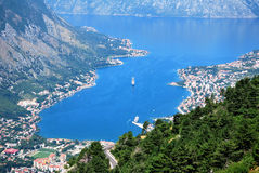 Boka Kotorska 1 Royalty Free Stock Photo