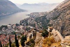 Boka Kotorska Immagine Stock Libera da Diritti