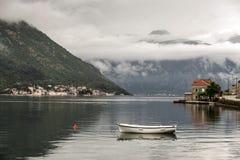 Boka Kotorska, Kotor Bay, Montenegro Royalty Free Stock Photo